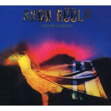 Amon Duul Ii CARNIVAL IN BABYLON CD