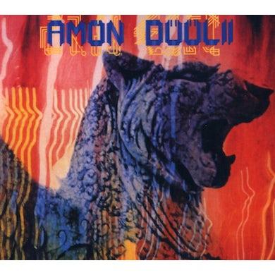 Amon Duul Ii WOLF CITY CD