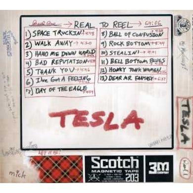 Tesla REAL TO REEL CD