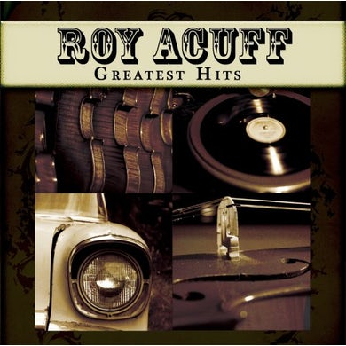 Roy Acuff GREATEST HITS CD