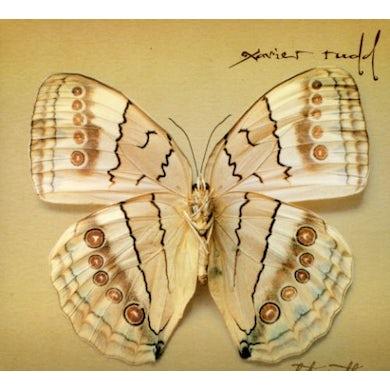 Xavier Rudd WHITE MOTH CD