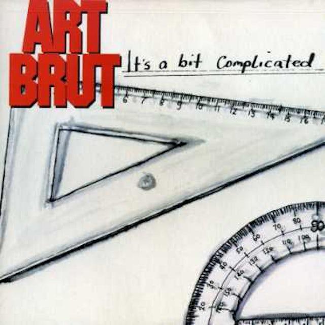 Art Brut IT'S A BIT COMPLICATED CD