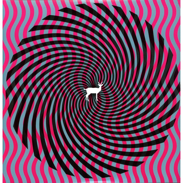 Deerhunter CRYPTOGRAMS / FLOURESCENT GREY Vinyl Record