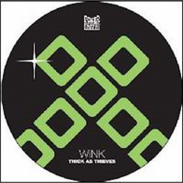 Wink THICK AS THIEVES Vinyl Record