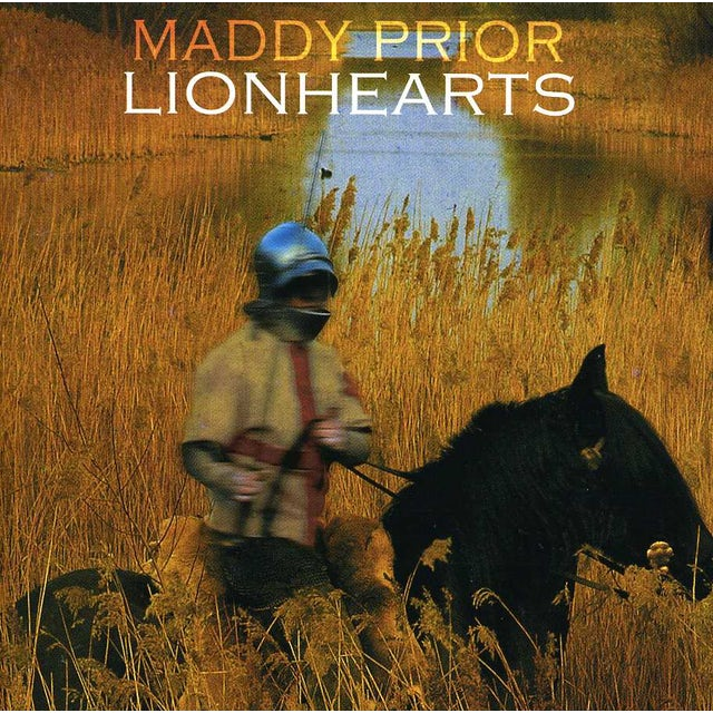 Maddy Prior LIONHEART CD