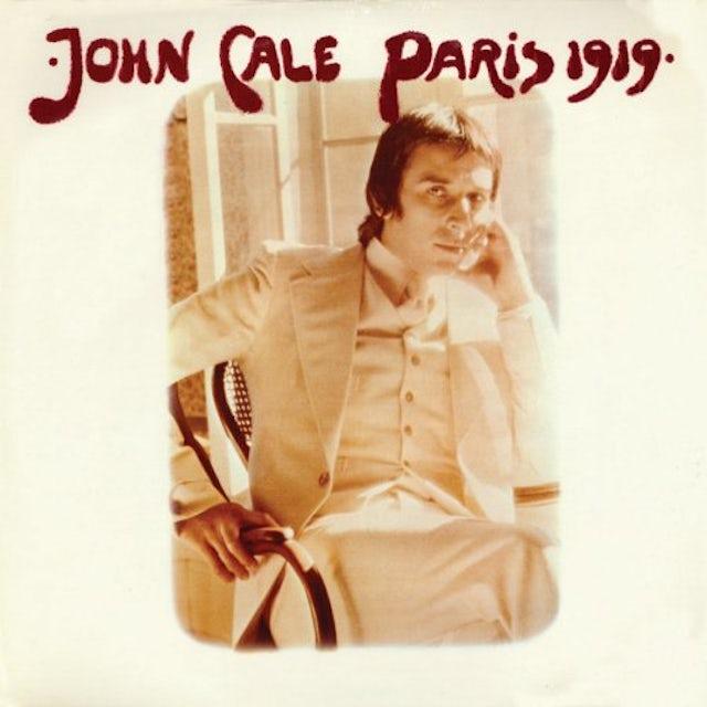 John Cale PARIS 1919 Vinyl Record