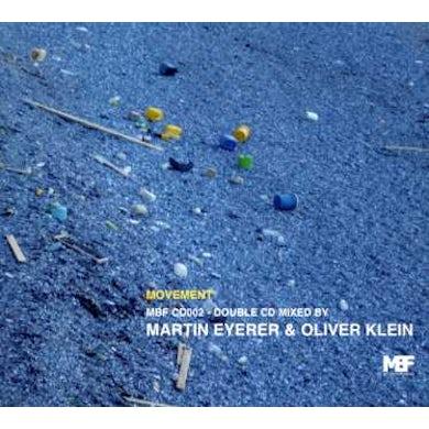 Martin Eyerer / Oliver Klein MOVEMENT CD