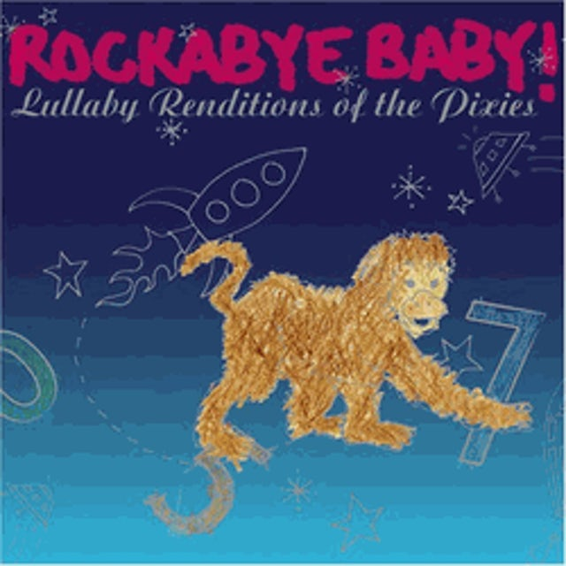 Rockabye Baby LULLABY RENDITIONS OF THE PIXIES CD