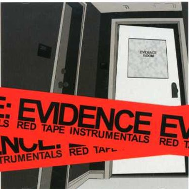 Evidence RED TAPE INSTRUMENTALS CD