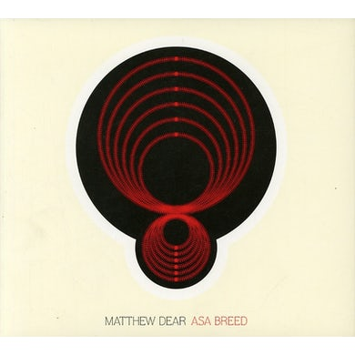 Matthew Dear ASA BREED CD
