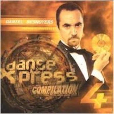 Daniel Desnoyers DANCEXPRESS 4 CD