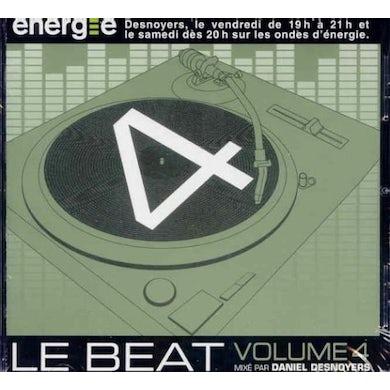 Daniel Desnoyers LE BEAT 4 CD