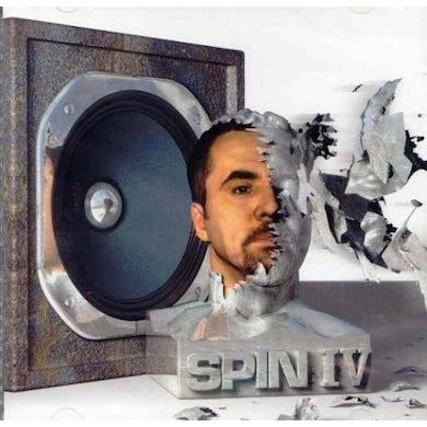 Daniel Desnoyers SPIN 4 CD