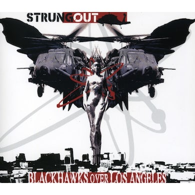 Strung Out BLACKHAWKS OVER LOS ANGELES CD