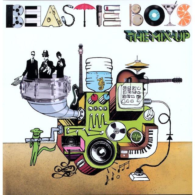 Beastie Boys MIX UP Vinyl Record