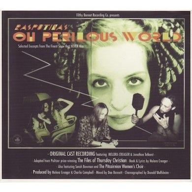 Rasputina OH PERILOUS WORLD Vinyl Record