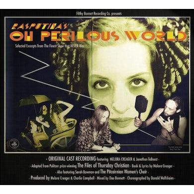 Rasputina OH PERILOUS WORLD CD
