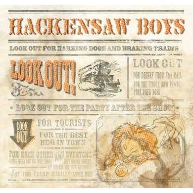 Hackensaw Boys LOOK OUT CD