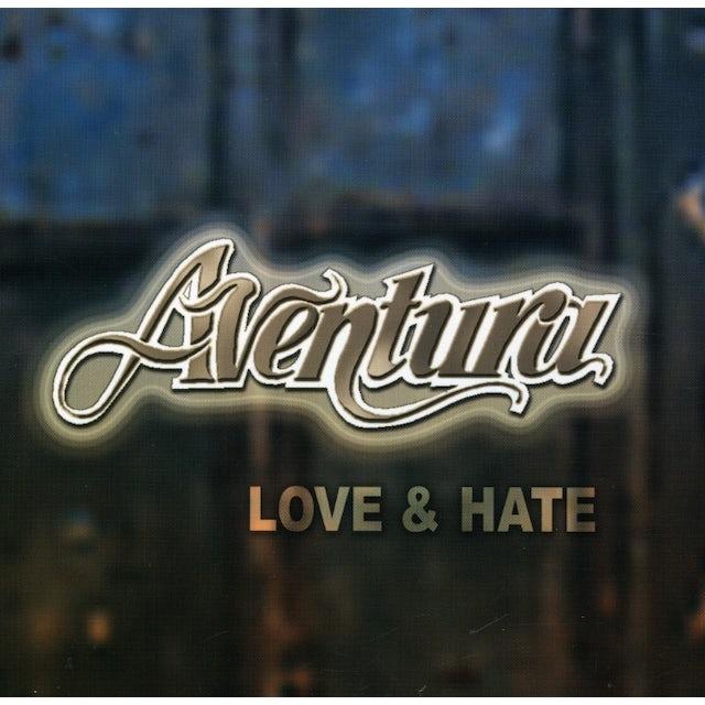 Aventura LOVE & HATE CD