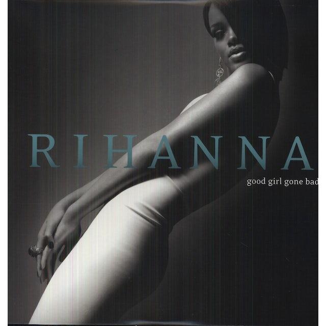 Rihanna GOOD GIRL GONE BAD Vinyl Record