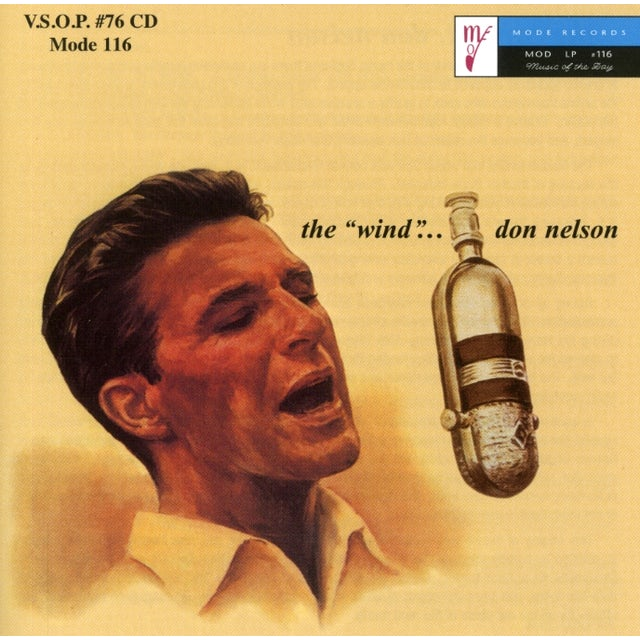 Don Nelson WIND CD