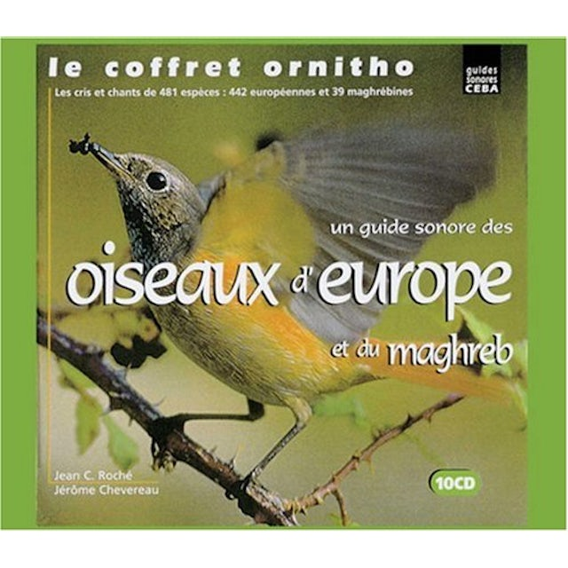 Sounds of Nature ORNITHO-LOGICAL SOUND ENCYCLOPEDIA: GUIDE TO THE CD