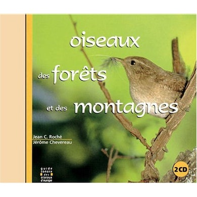 Sounds of Nature BIRDS OF FORESTS & MOUNTAINS CD