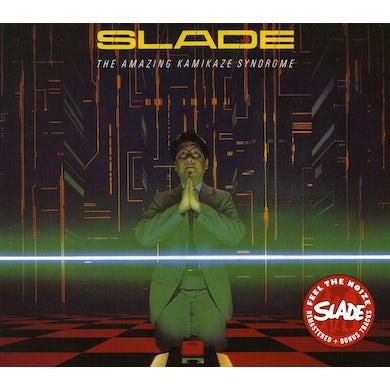 Slade AMAZING KAMIKAZE SYNDROME CD