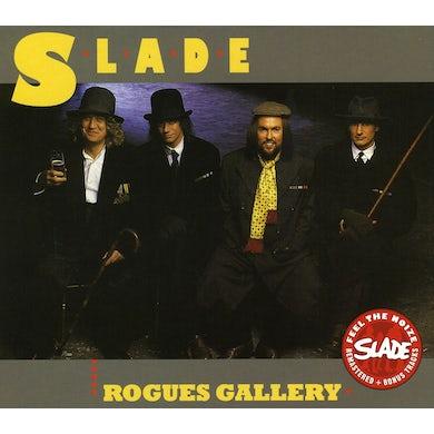 Slade ROGUES GALLERY CD