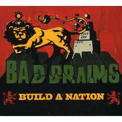 Bad Brains BUILD NATION CD