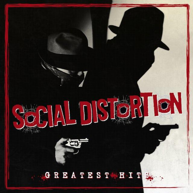 Social Distortion GREATEST HITS Vinyl Record