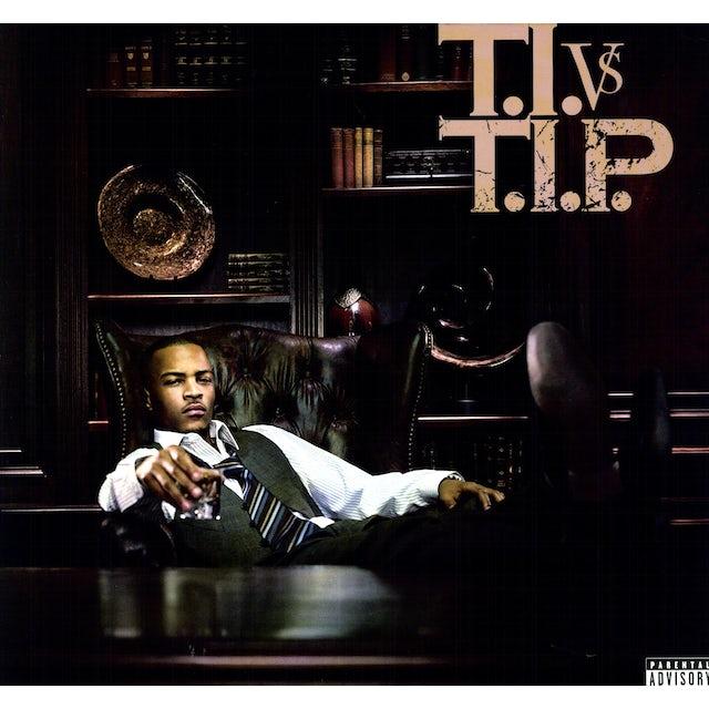 T.I. VS TIP Vinyl Record
