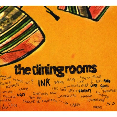 The Dining Rooms INK CD