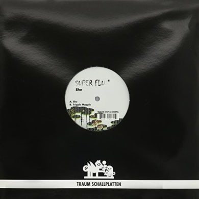 Super Flu SHE Vinyl Record