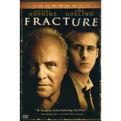 FRACTURE DVD