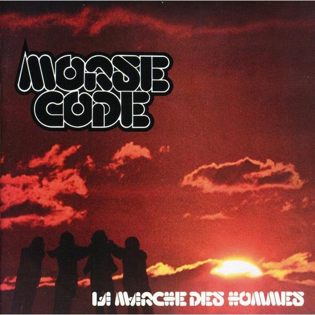 Morse Code MARCHE DES HOMMES CD