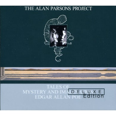 Alan Parsons TALES OF MYSTERY & IMAGINATION CD