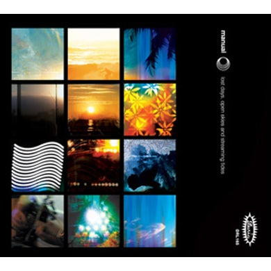 Manual LOST DAYS OPEN SKIES & STREAMING TIDES CD