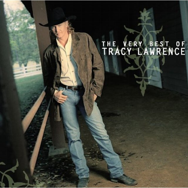 VERY BEST OF TRACY LAWRENCE CD