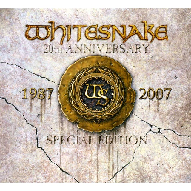 Whitesnake 1987: 20TH ANNIVERSARY CD