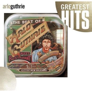 Arlo Guthrie BEST OF CD