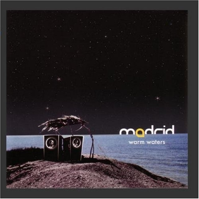 Madrid WARM WATERS CD