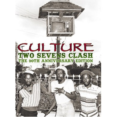 Culture TWO SEVENS CLASH: 30TH ANNIVERSARY EDITION CD