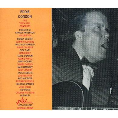 Eddie Condon TOWN HALL CONCERTS 10 CD