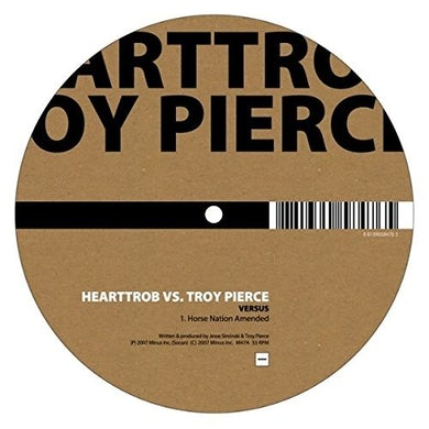 Heartthrob MVS1 Vinyl Record