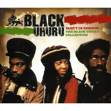 PARTY IN SESSION: BLACK UHURU COLLECTION CD