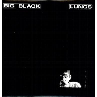 Big Black LUNGS Vinyl Record