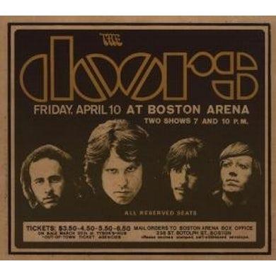 The Doors LIVE IN BOSTON CD