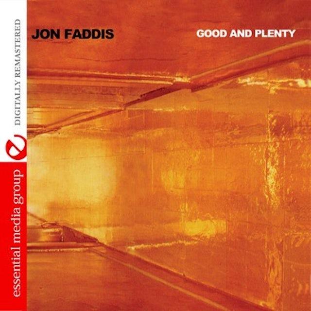 Jon Faddis GOOD & PLENTY CD