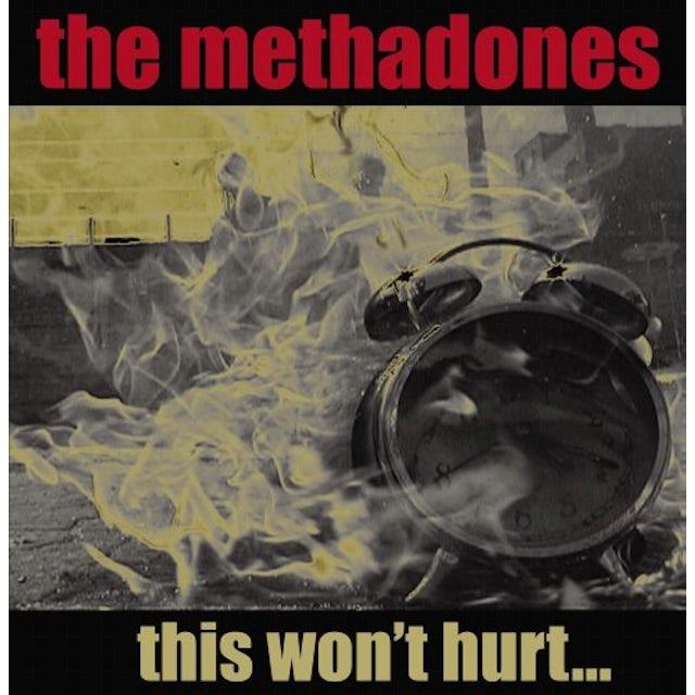 Methadones THIS WON'T HURT CD